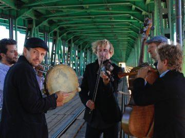 Trio na Moście fot. J. Wiedro